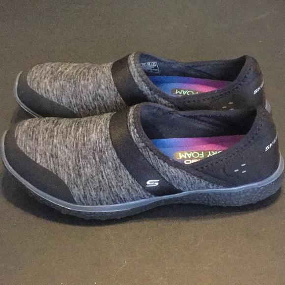 are skechers memory foam shoes good for running Lrnjc